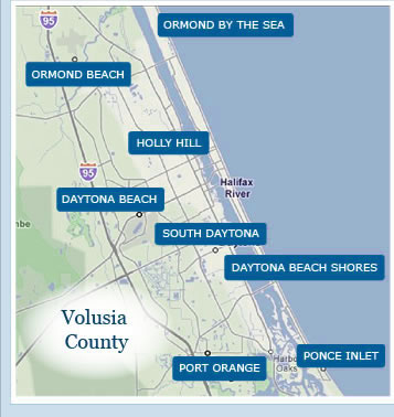 Volusia County Real Estate